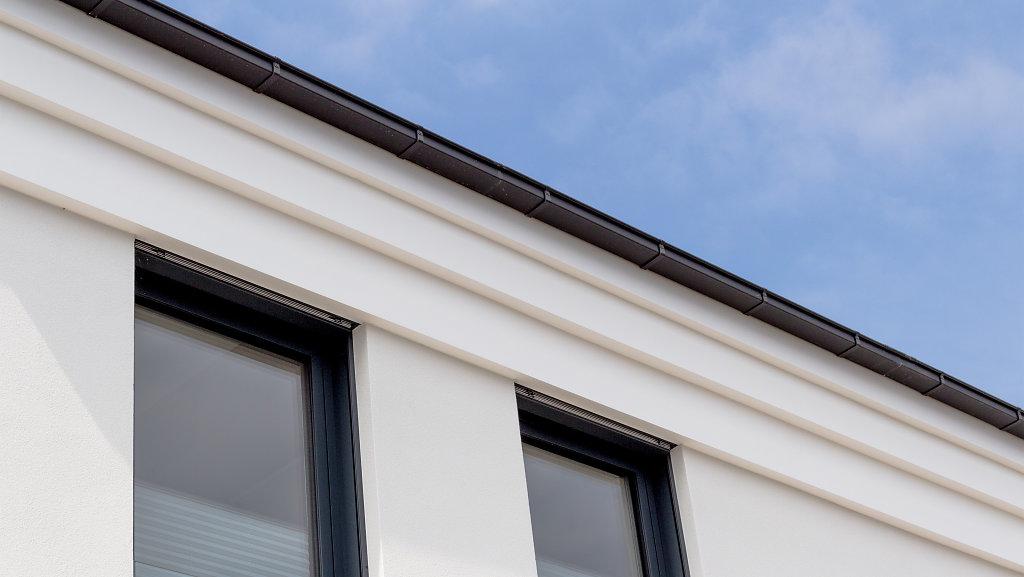 Detail-Dachüberstand