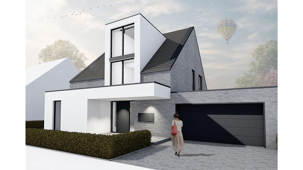 02.2020 Alternativ Entwurf für das Einfamilienhaus C