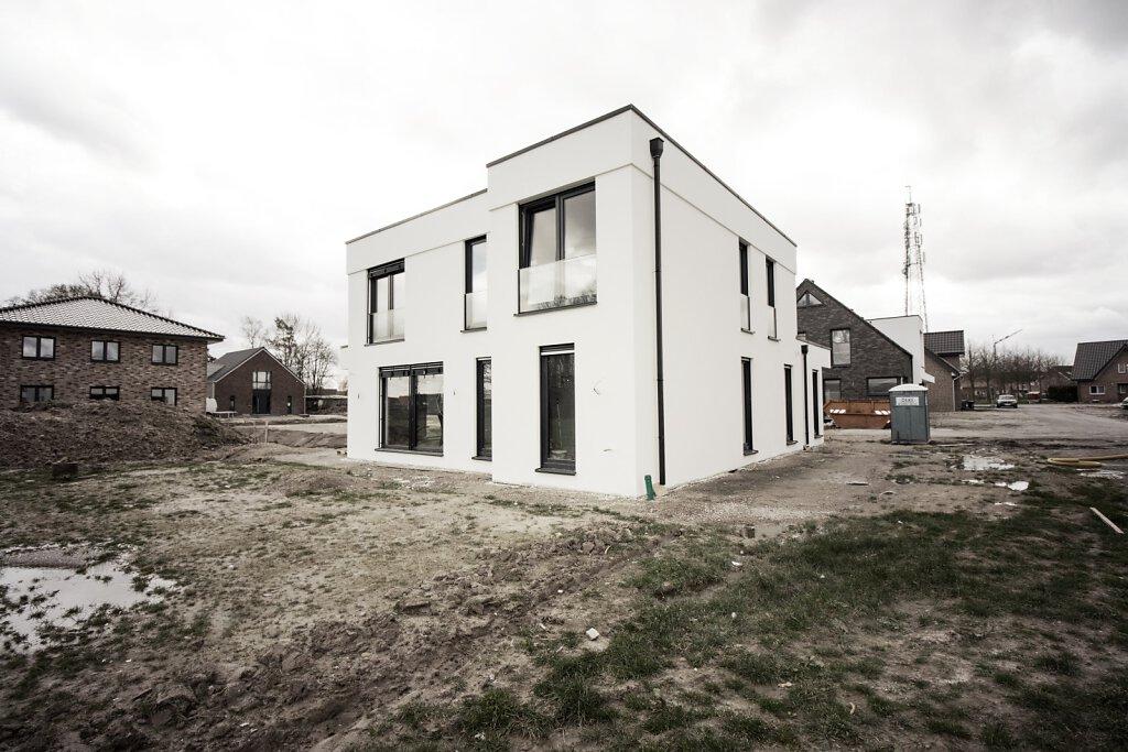 02.2020 - Fertigstellung Fassade
